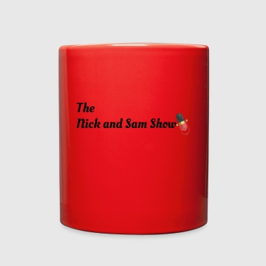 the nick and sam show - Full Color Mug