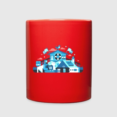 Marine Equipment - Full Color Mug