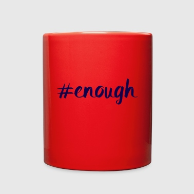 enough blue - Full Color Mug