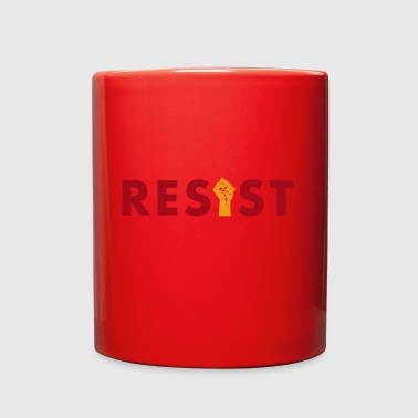 Resist Fist - Full Color Mug