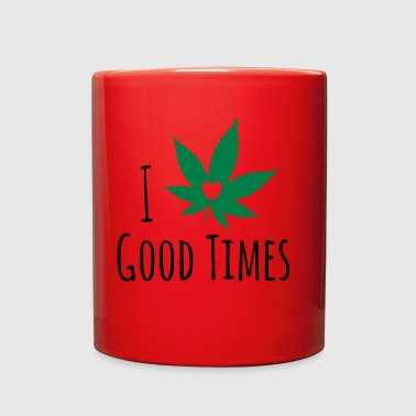 Hemp Leaf - Full Color Mug