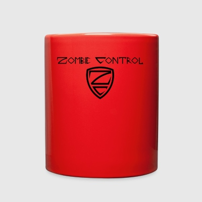 Zombie Control - Full Color Mug