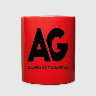 AlmightyGaming Logo (Negative) - Full Color Mug