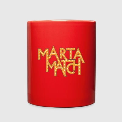 Marta Match Game - Full Color Mug