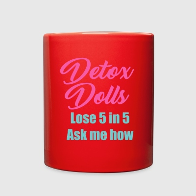 Detox Dolls - Full Color Mug