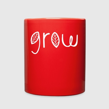 Grow - Full Color Mug