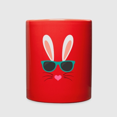 Cool Easter Bunny - Full Color Mug