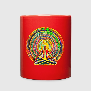 Aura meditation - Full Color Mug