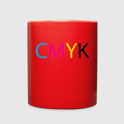 CMYK - Full Color Mug