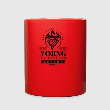 YOUNG - Full Color Mug