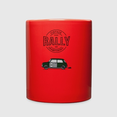 Vintage Rally - Full Color Mug