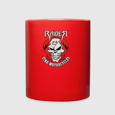 Raider star - Full Color Mug