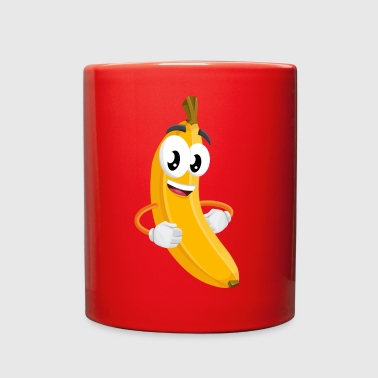 Bananaman - Full Color Mug
