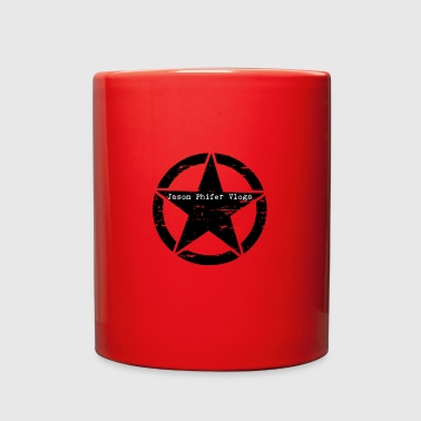 big military star merch - Full Color Mug