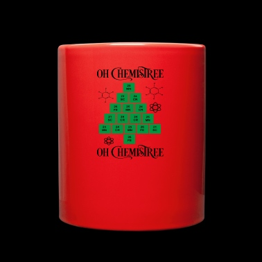chemistree - Full Color Mug