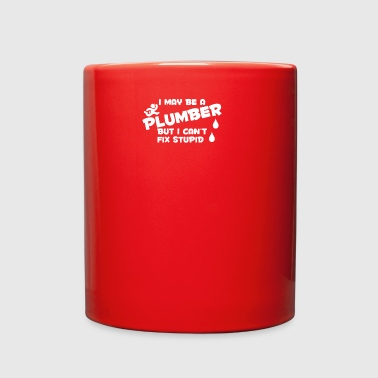 PLUMBER - Full Color Mug