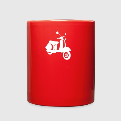 SCOOTER LADIES - Full Color Mug