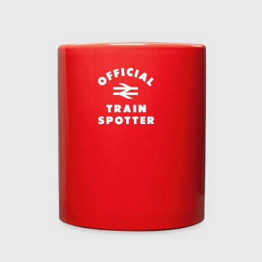 Official Trainspotter - Full Color Mug