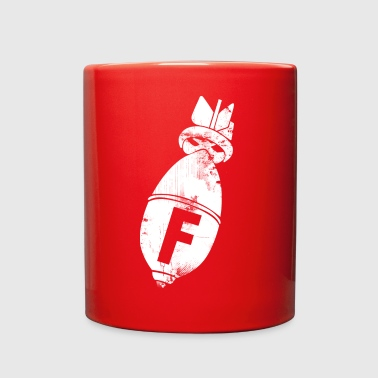 f bomb - Full Color Mug