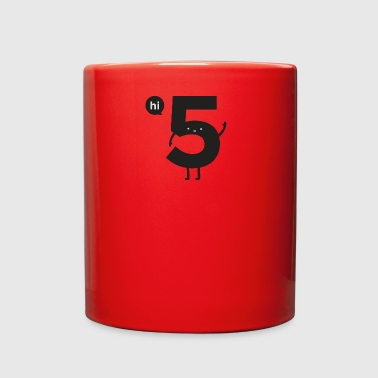 Hi Five - Full Color Mug