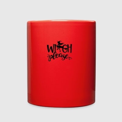 Witch Please Halloween - Full Color Mug