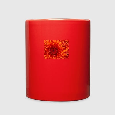 Chrysanthemum - Full Color Mug
