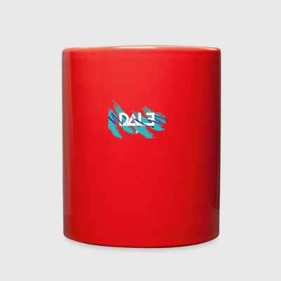 Dixie DALE Black - Full Color Mug