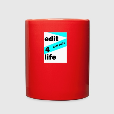 edit for life - Full Color Mug
