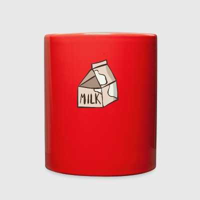 milk - Full Color Mug