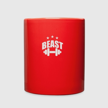 Beast In Training - Full Color Mug
