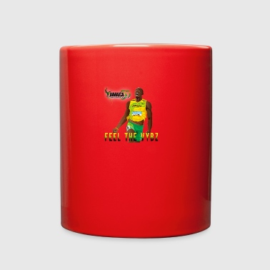 USAIN BOLT 55 - Full Color Mug