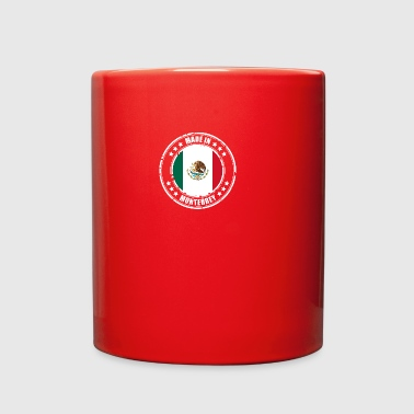 MADE IN MONTERREY - Full Color Mug