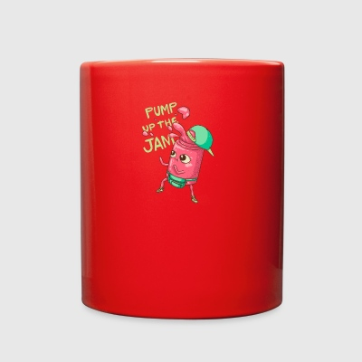 Pump the Jam - Full Color Mug