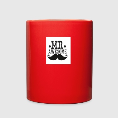 Moustache - Full Color Mug