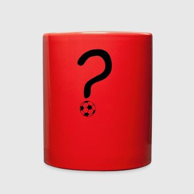 question mark3 - Full Color Mug