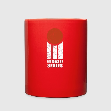 WORLD SERIES CRICKET LOGO - Full Color Mug