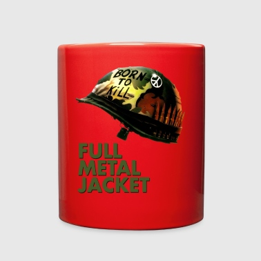 The Duality of Man - Full Metal Jacket - Full Color Mug