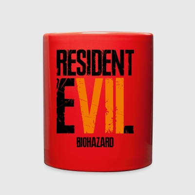 resident evil - Full Color Mug