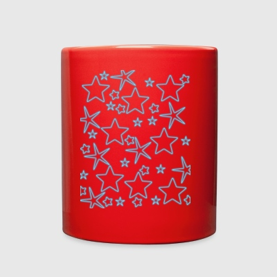 stars - Full Color Mug