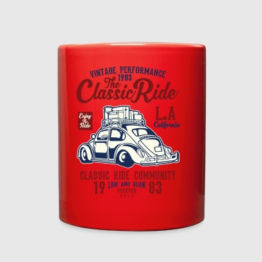 The Classic Ride2 - Full Color Mug