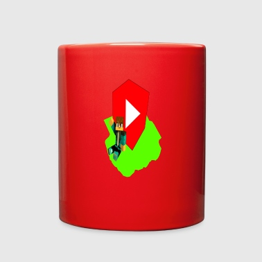 YouTube Block - Full Color Mug
