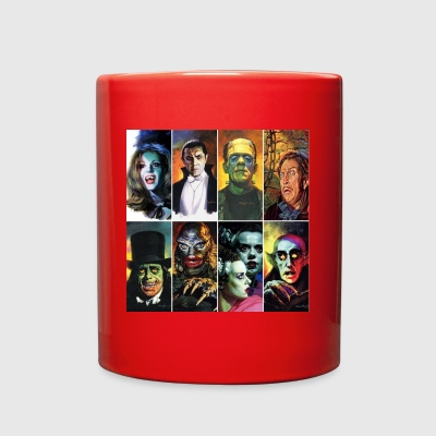 Hollywood Classic Monsters - Full Color Mug