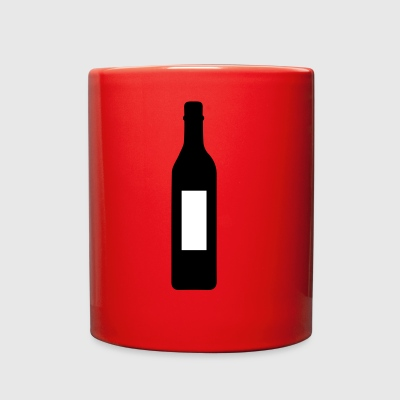 wine - Full Color Mug