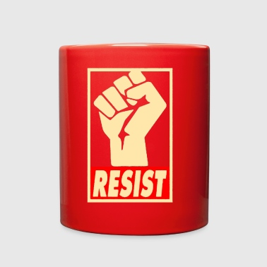 resist - Full Color Mug
