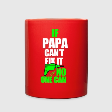 pAPA FIXIT - Full Color Mug