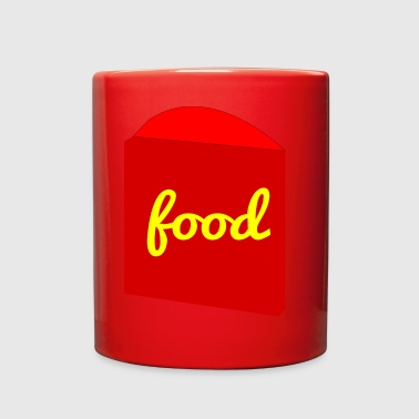 food - Full Color Mug