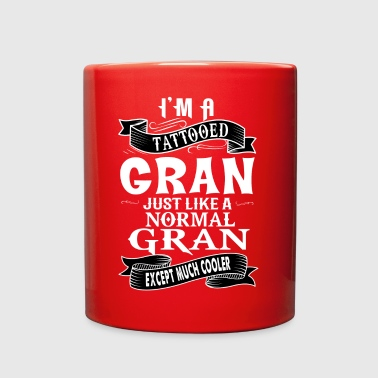 TATTOOED GRAN - Full Color Mug