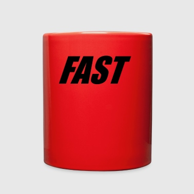 FAST - Full Color Mug