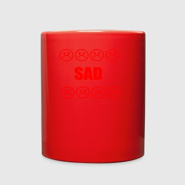 SAD - Full Color Mug
