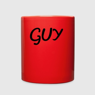 GUY - Full Color Mug